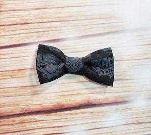 Black Panther Pet Bow Tie By SweetLooks Collection - SweetLooks Collection