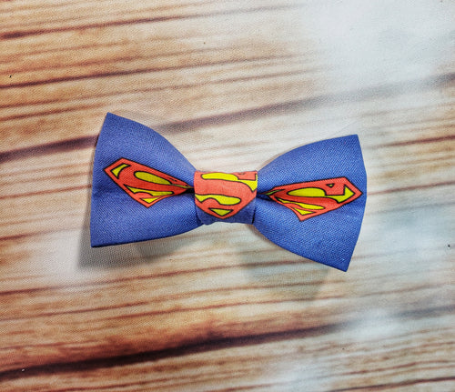 Superman Pet Bow Tie By SweetLooks Collection - SweetLooks Collection