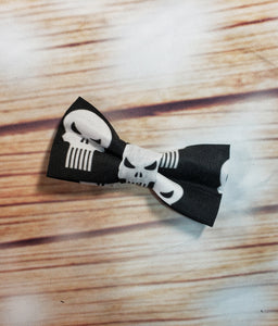 Punisher Pet Bow Tie By SweetLooks Collection - SweetLooks Collection