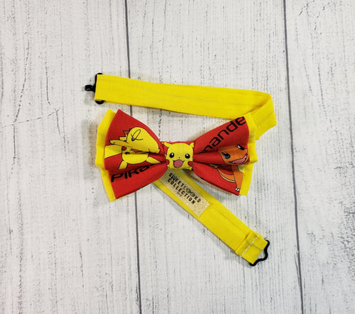 Pokemon Bow Ties and Hair Bows - SweetLooks Collection