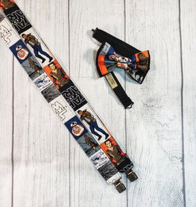 Star Wars Suspenders Multicolored By SweetLooks Collection - SweetLooks Collection