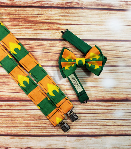 Aquaman Suspenders By SweetLooks Collection - SweetLooks Collection