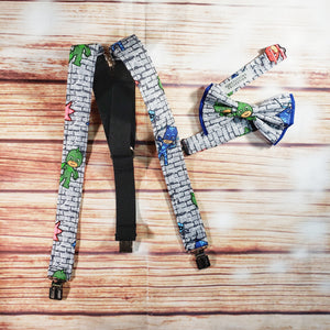 PJ Masks Suspenders By SweetLooks Collection - SweetLooks Collection