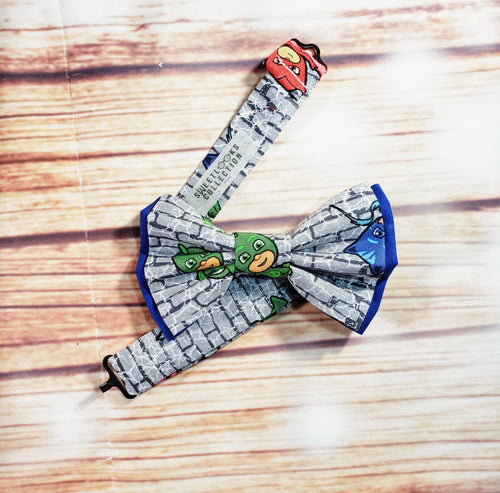 PJ Masks Bow Ties and Hair Bows By SweetLooks Collection - SweetLooks Collection