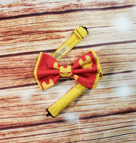 Iron Man Bow Ties and Hair Bows By SweetLooks Collection - SweetLooks Collection