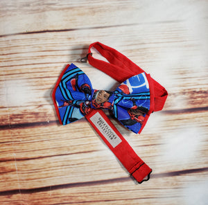 Into the Spiderverse Bow Ties and Hair Bows By SweetLooks Collection - SweetLooks Collection
