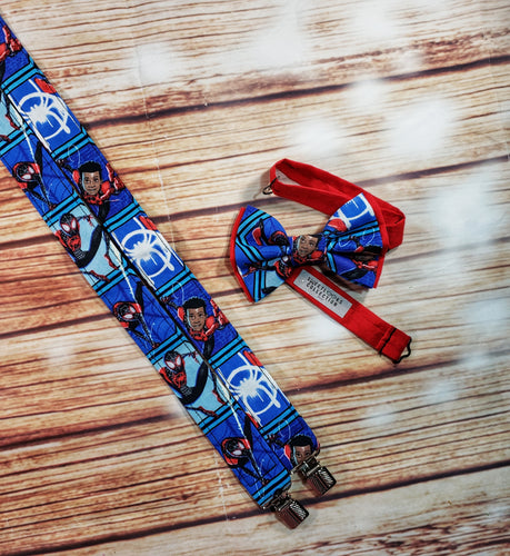 Into The Spiderverse Suspenders By SweetLooks Collection - SweetLooks Collection