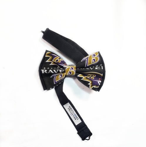 Baltimore Ravens Bow Ties and Hair Bows By SweetLooks Collection - SweetLooks Collection