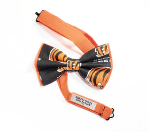 Cincinnati Bengals Bow Ties and Hair Bows By SweetLooks Collection - SweetLooks Collection