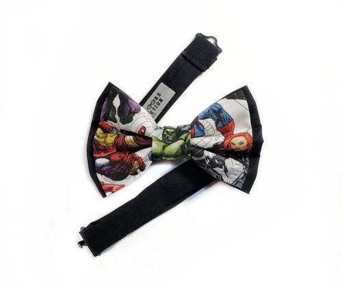 Avengers Bow Ties and Hair Bows By SweetLooks Collection - SweetLooks Collection