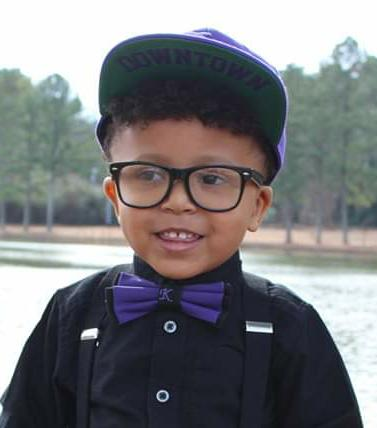 Purple Personalized Bow Ties and Hair Bows - SweetLooks Collection