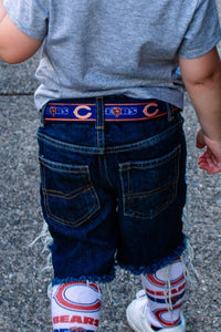 Chicago Bears Belt By SweetLooks Collection - SweetLooks Collection