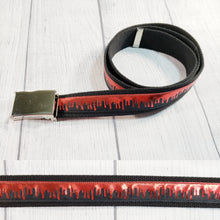 Blood Drip Belt (black) By SweetLooks Collection - SweetLooks Collection