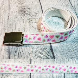 Conversation Hearts Belt - SweetLooks Collection