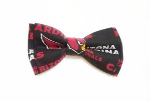 Arizona Cardinals Bow Ties and Hair Bows - SweetLooks Collection