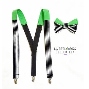 Beetlejuice Suspenders - SweetLooks Collection
