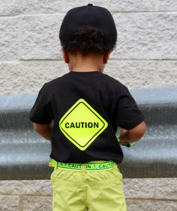 Neon Yellow Caution Belt By SweetLooks Collection - SweetLooks Collection