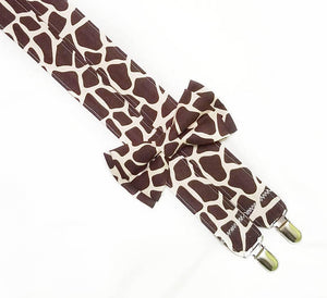 Giraffe Suspenders - SweetLooks Collection