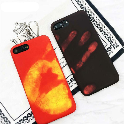 Physical Thermal Sensor Phone Case