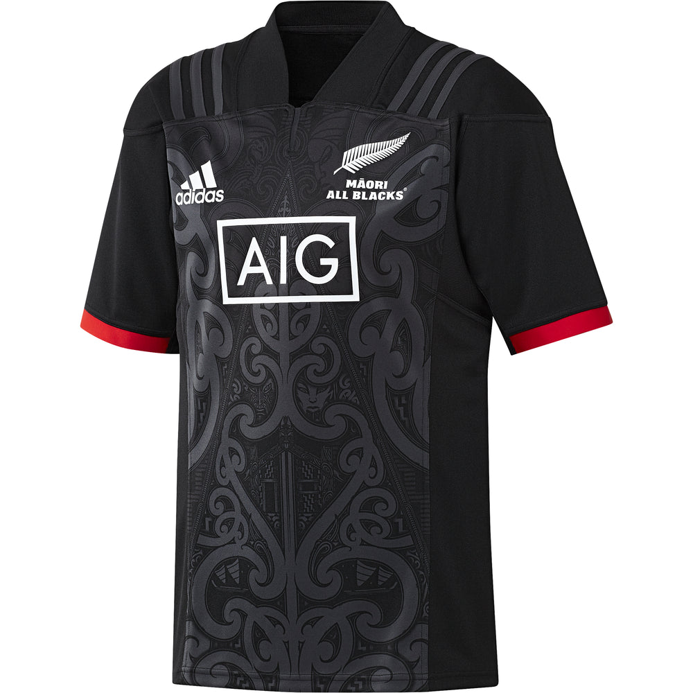 2019 All Blacks Maori Jersey