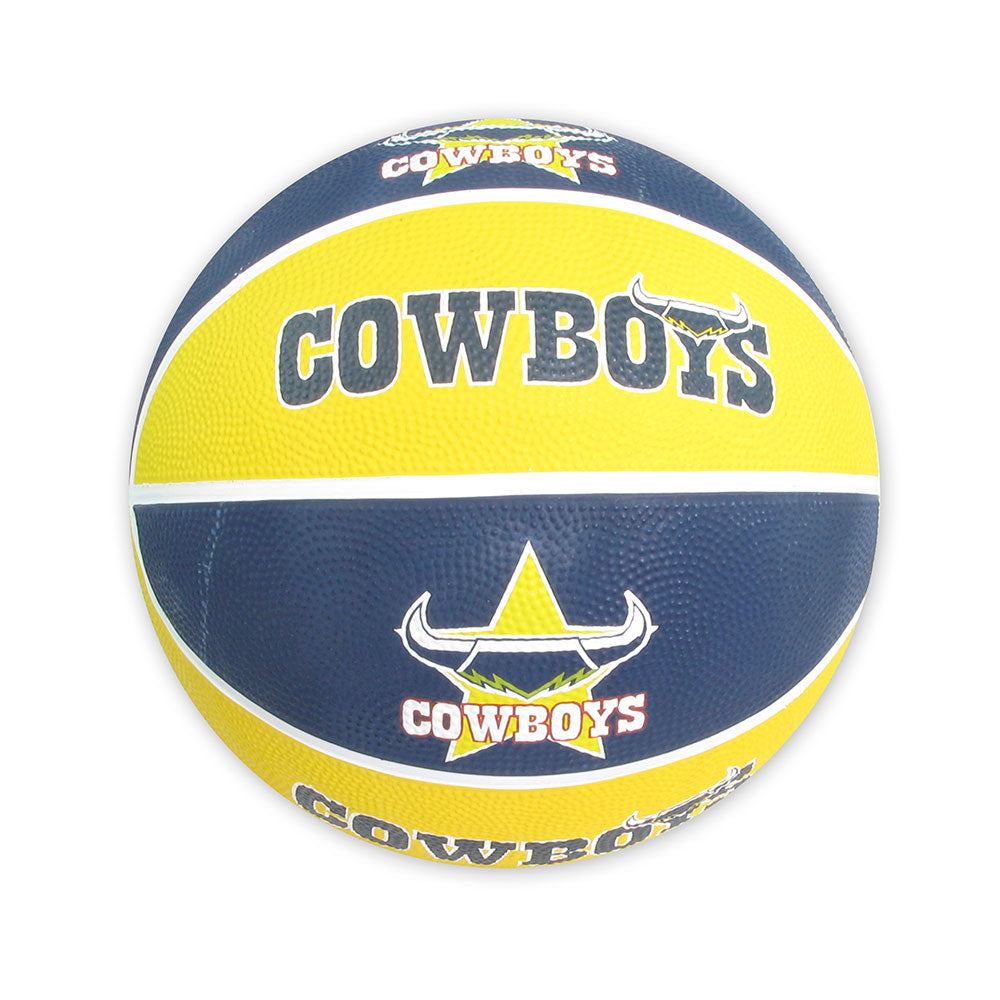 Cowboys Basketball Size 5