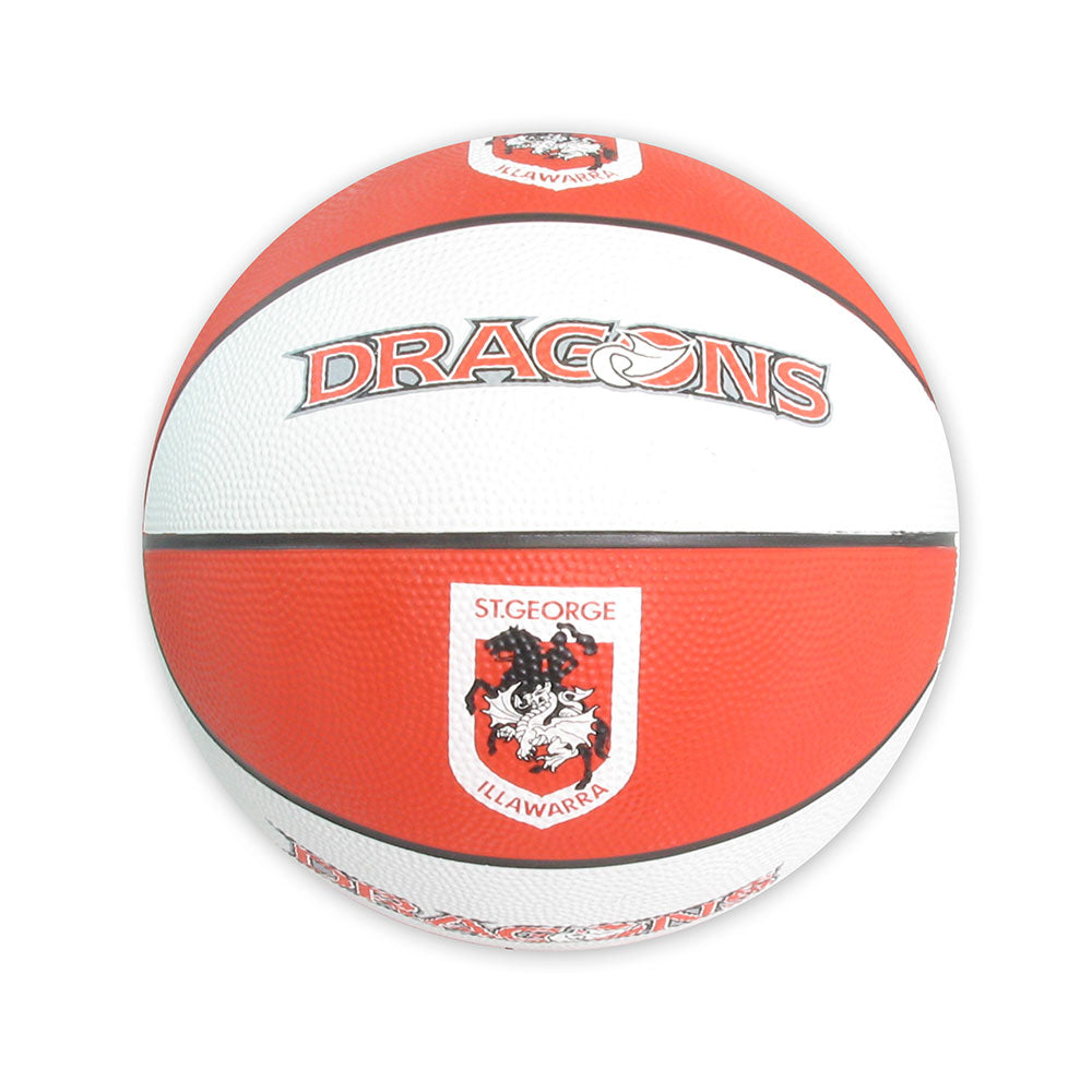 Dragons Basketball Size 5