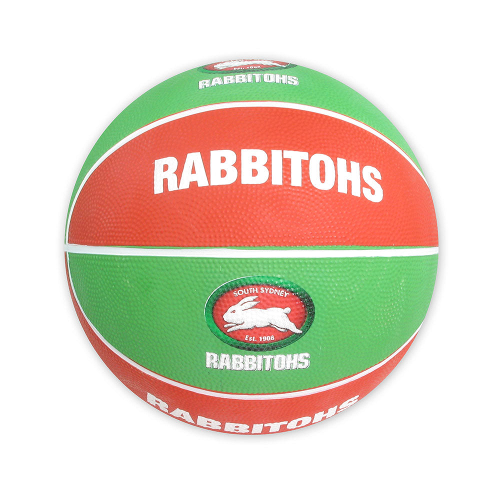 Rabbitohs Basketball Size 5
