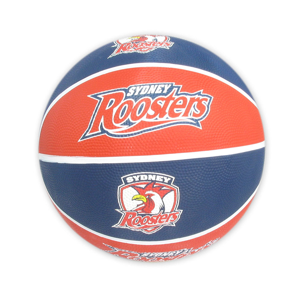Roosters Basketball Size 5