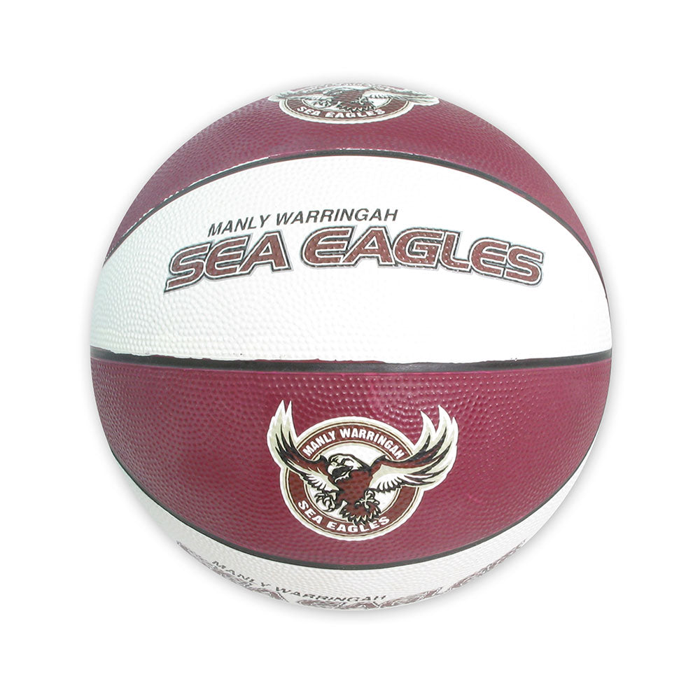 Sea Eagles Basketball Size 5