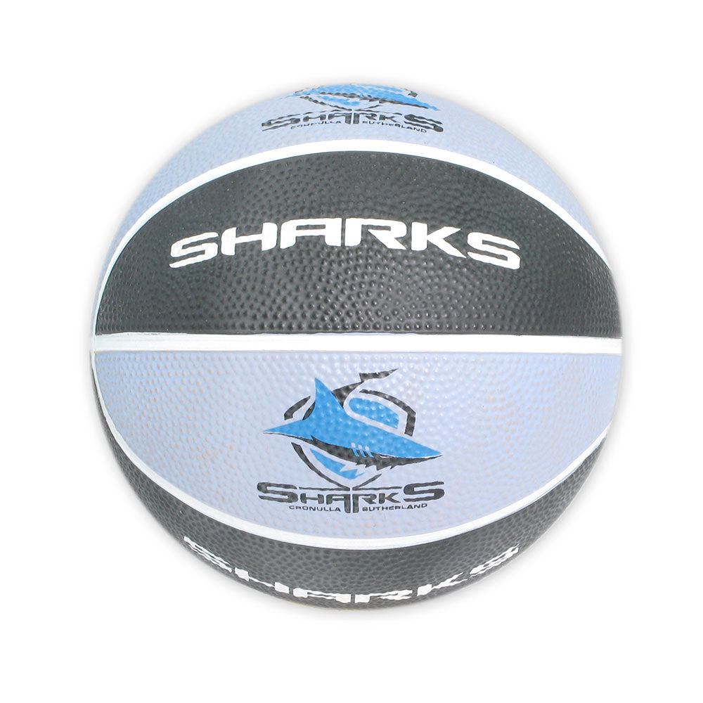 Sharks Basketball Size 5