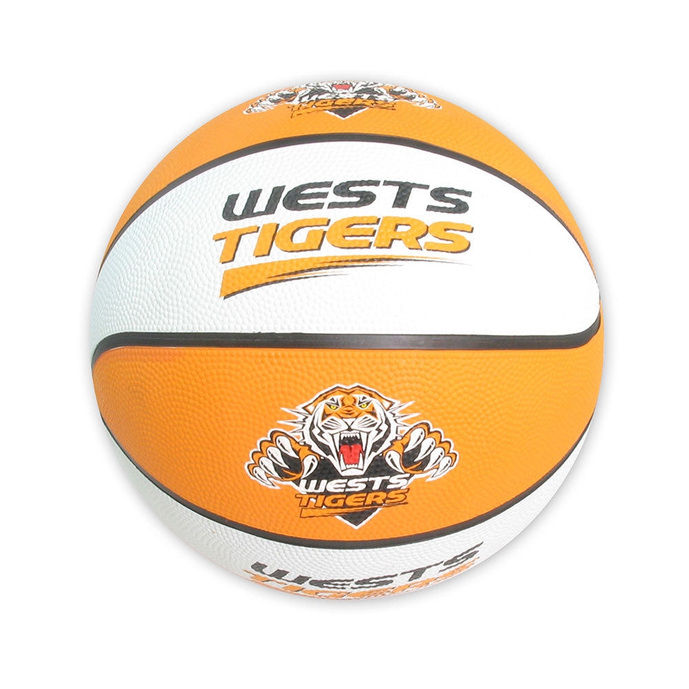 Tigers Basketball Size 5