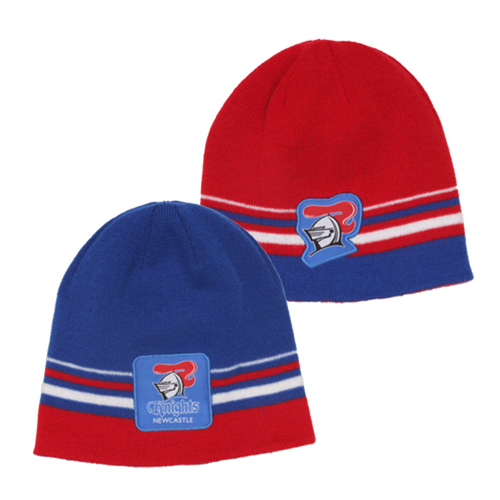 Knights Beanie Reversible