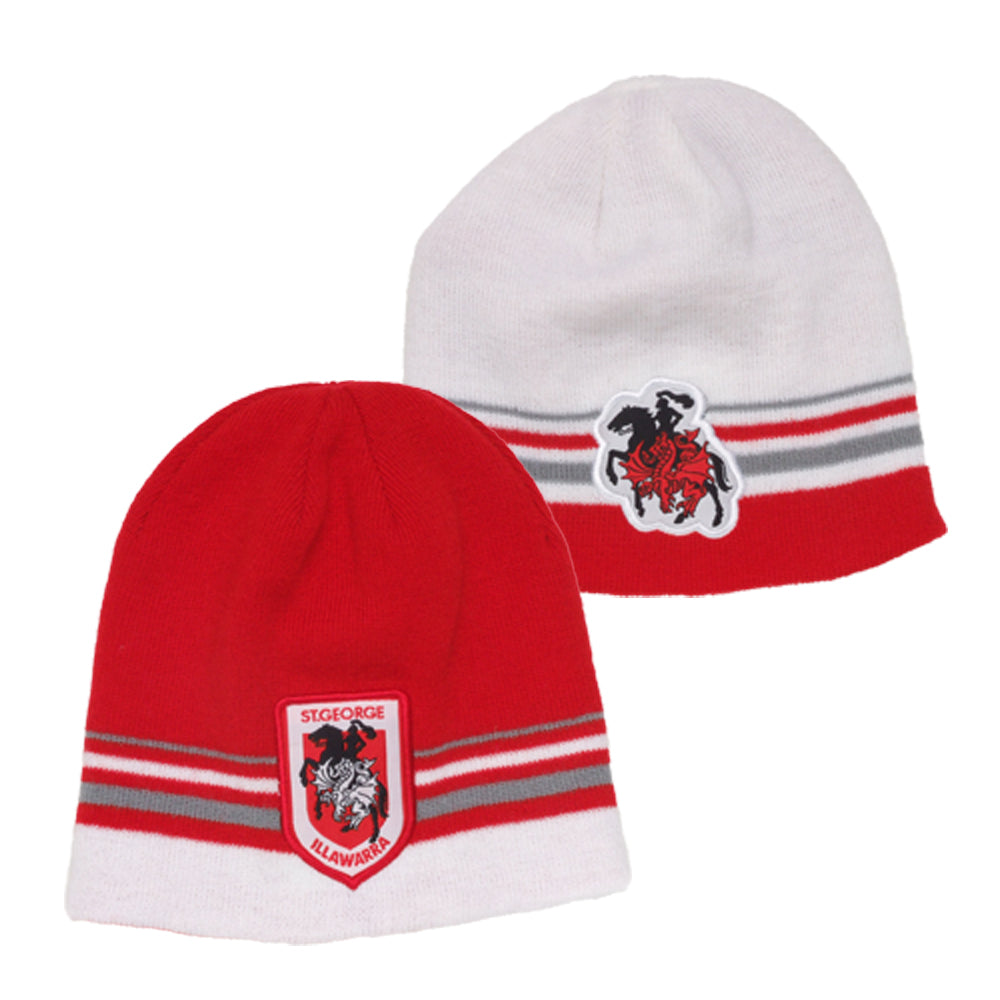 Dragons Beanie Reversible
