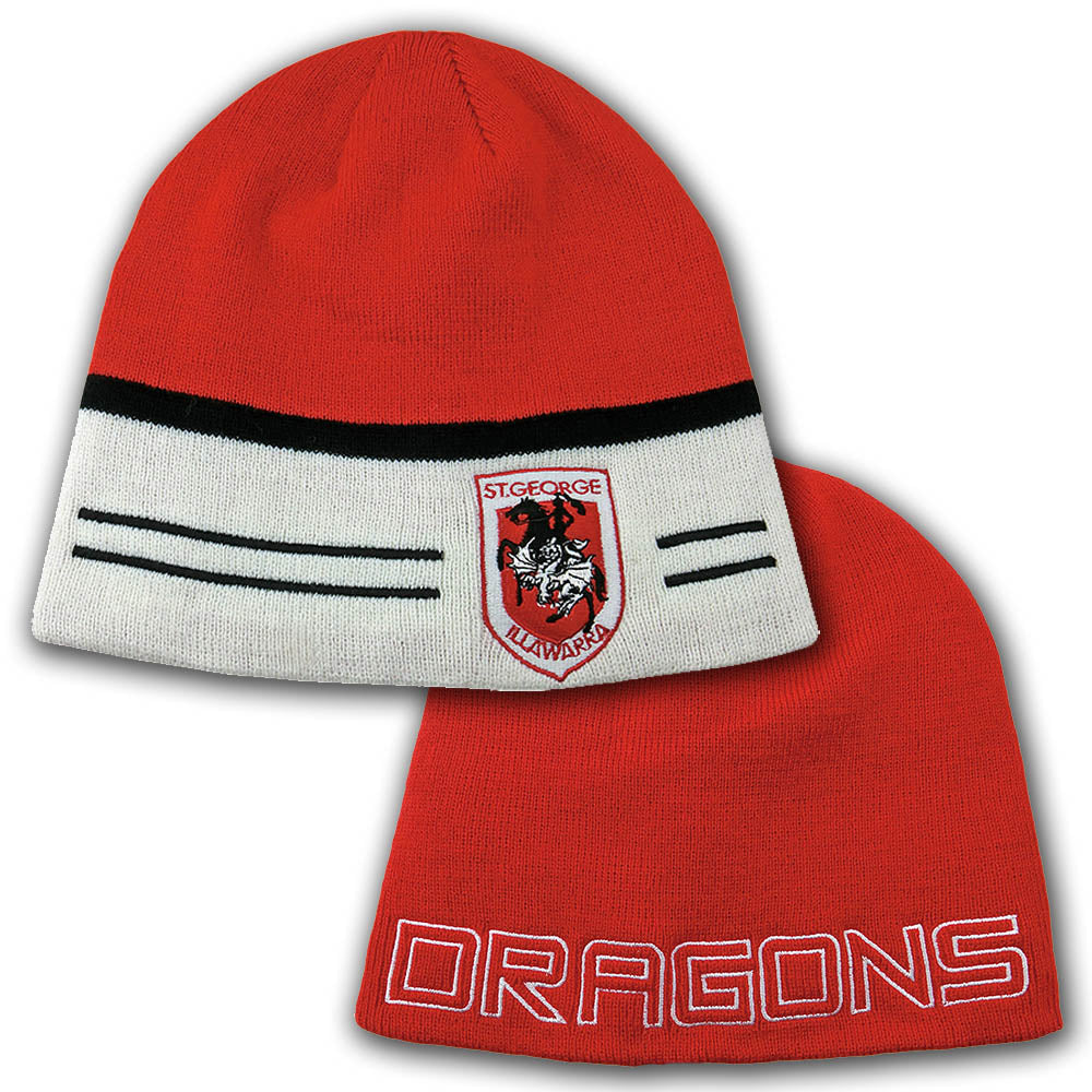 Dragons Switch Reversible Beanie