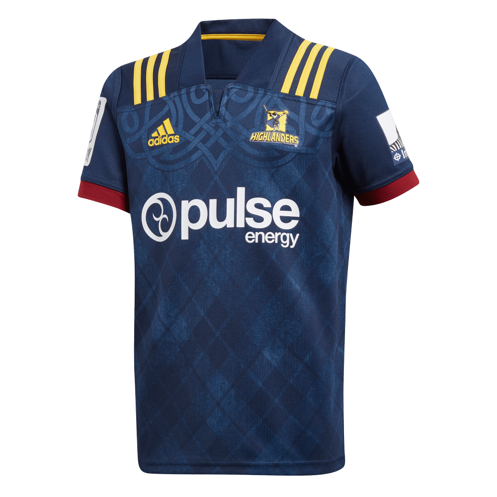 Highlanders Jersey Youth