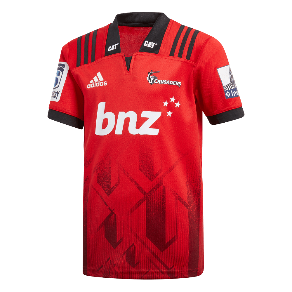 Crusaders Jersey Youth 2018