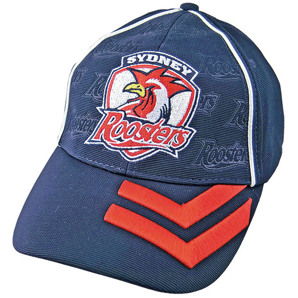 Roosters Chevron Cap