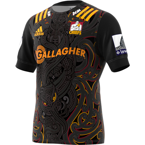 Chiefs Home Jersey 2020