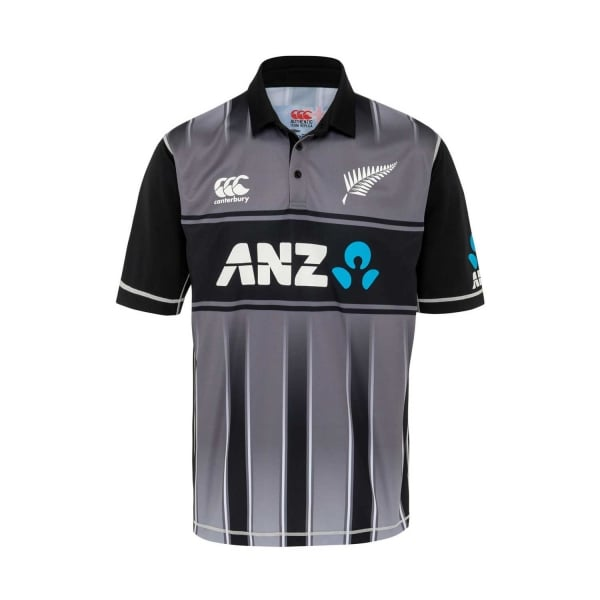 Black Caps Replica T20 Shirt Kids
