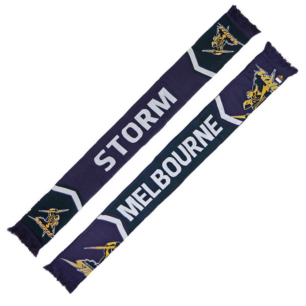 Storm Cleave Jacquard Scarf