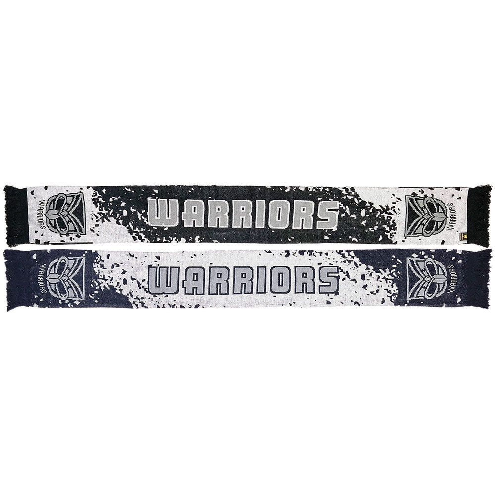 Warriors Splash Scarf