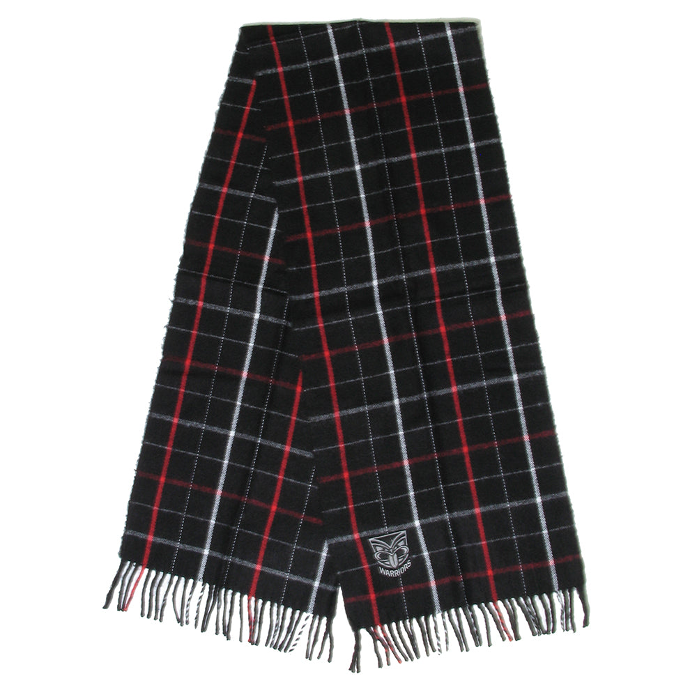Warriors Tartan Scarf