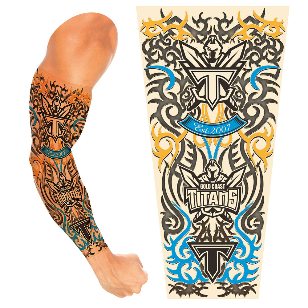 Titans Kids Tattoo Sleeve