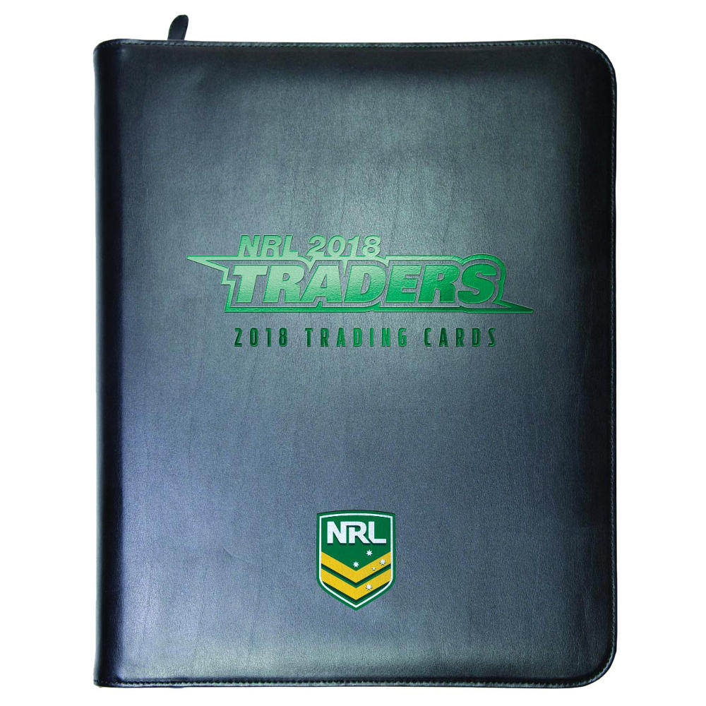 2018 NRL Traders - Album
