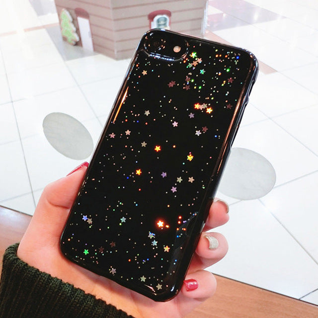 Shining Stars iPhone Case