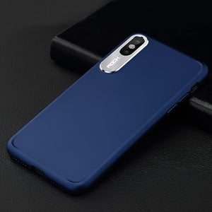 Luxury Protective iPhone X Case (4 Colors)