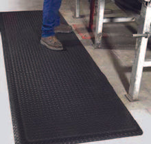 Load image into Gallery viewer, Diamond Foot Industrial Anti-Fatigue Mat