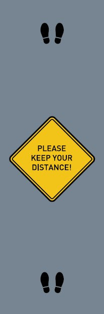 Please Keep Your Distance