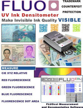Load image into Gallery viewer, Beta FLUO Invisible UV Ink Densitometer