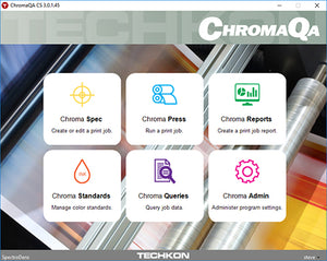 Techkon ChromaQA